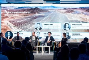 Energy Tech Summit 2019 conference panel discussion